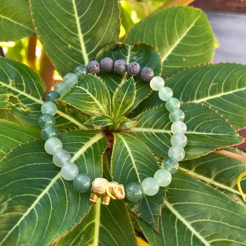 Green Aventurine Collection, a Healing Stone for your Heart.